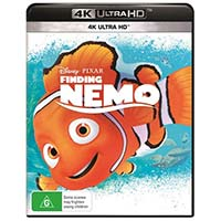 4K October 2019 - Finding Nemo