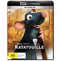 4K October 2019 - Ratatouille