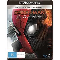4K October 2019 - Spider-Man: Far from Home
