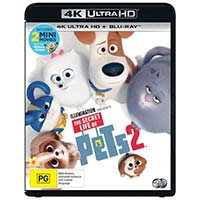 4K October 2019 - The Secret Life of Pets 2