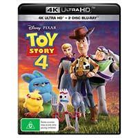 4K October 2019 - Toy Story 4