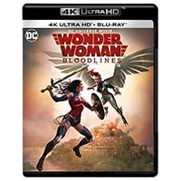 4K October 2019 - Wonder Woman: Bloodlines
