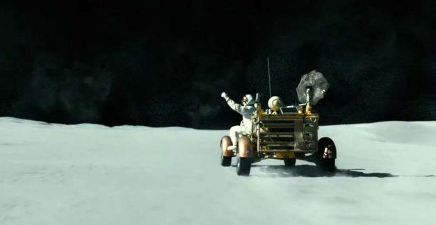 Move over, moon rover! Ad Astra clip
