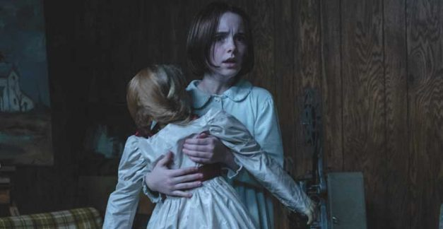 Annabelle Comes Home on DVD & Blu-ray October 9
