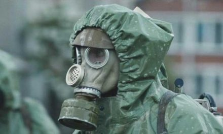 Chernobyl on DVD & Blu-ray October 2
