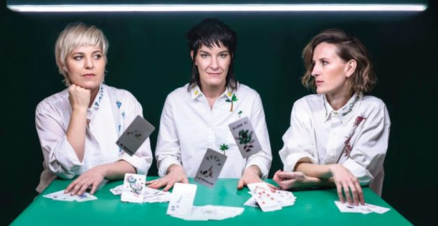 Dyson Stringer Cloher: an interview with the formidable trio's Liz Stringer