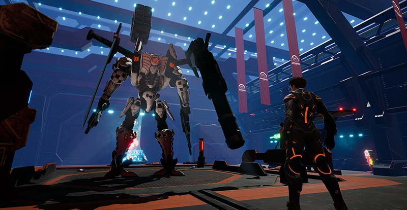 Daemon X Machina – review