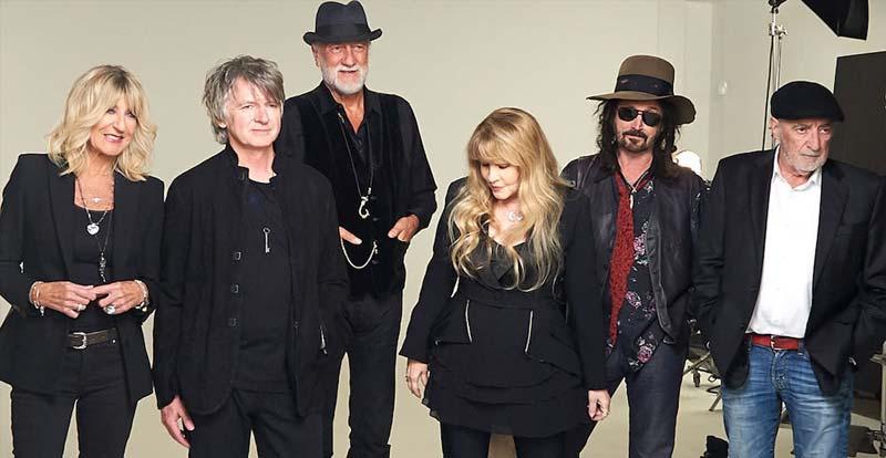 Fleetwood Mac @ Rod Laver Arena 2/9/19 – live review