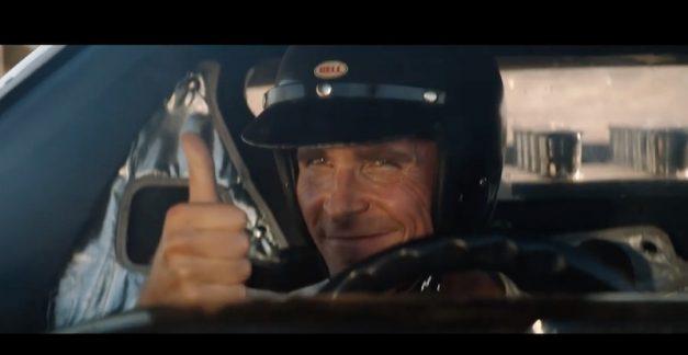 New trailer for Ford v Ferrari screeches in
