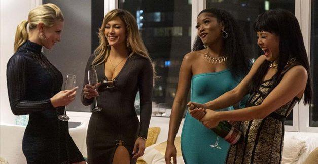 Strippers do Wall Street in Hustlers