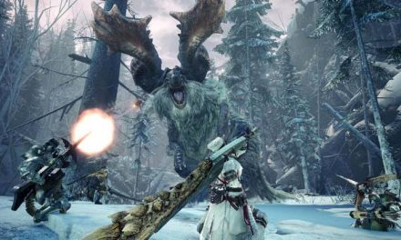 Winter is here in Monster Hunter: World – Iceborne