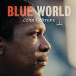 John Coltrane Blue World album cover