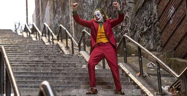 Joker nabs Golden Lion – no joke!