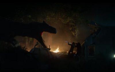 Battle at Big Rock – new Jurassic World short film