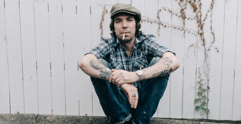 Justin Townes Earle @ The Courier-Mail Spiegeltent – live review
