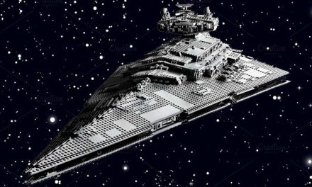 We need more space! New LEGO Imperial Star Destroyer announced