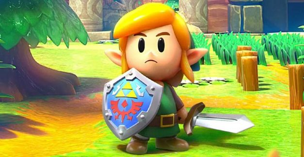 The Legend of Zelda – A Link in time!