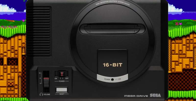 From SEGA with love – Mega Drive memories
