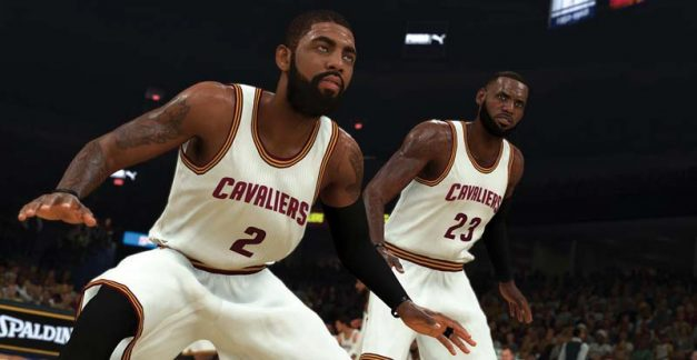 NBA 2K20 – five pointers