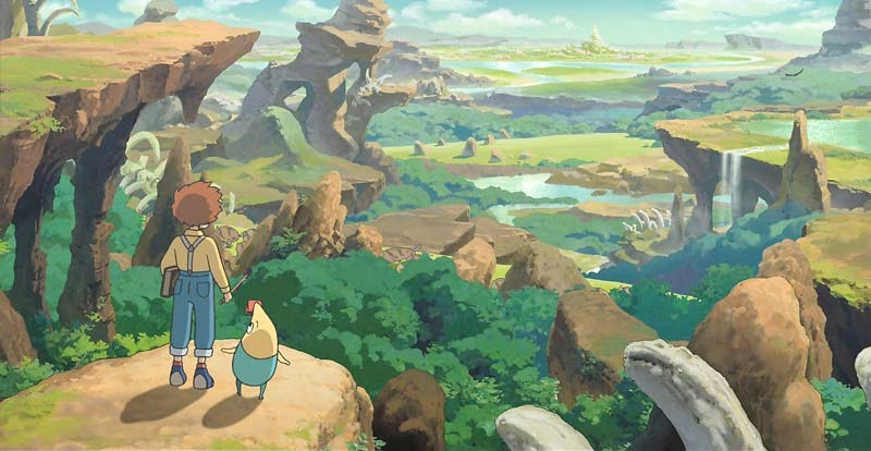 Ni no Kuni: Wrath of the White Witch Remastered – review
