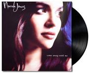 Norah Jones Come Away With Me vinyl cover