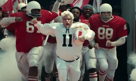 Sean Astin's Rudy is Colonel Sanders now!