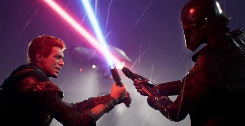 Cal's mission in Star Wars Jedi: Fallen Order