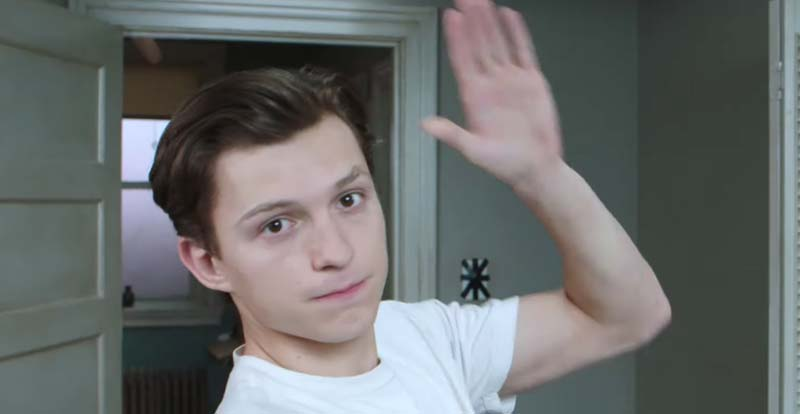 Gaggin' about with Spider-Man: Far from Home
