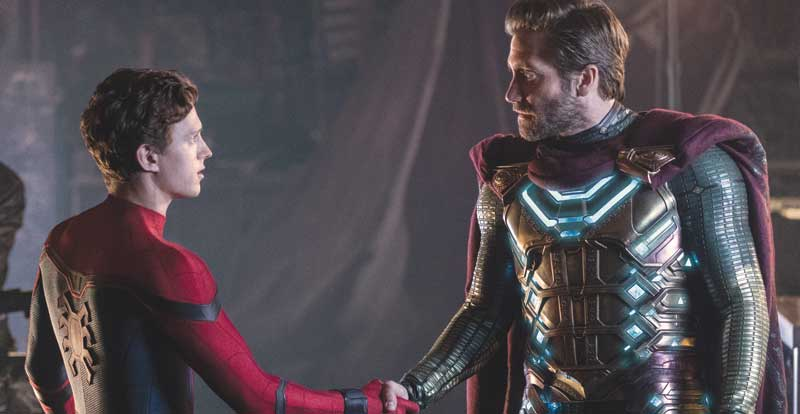 Spider-Man: Far from Home on DVD, Blu-ray & 4K October 23