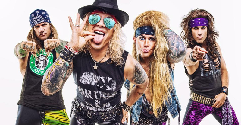 Steel Panther, 'Heavy Metal Rules' review