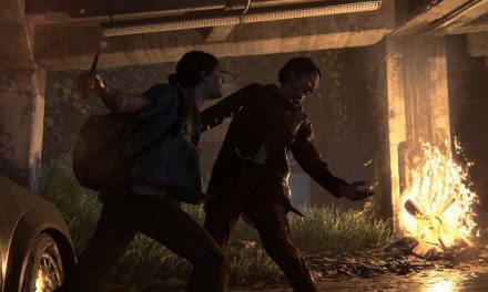 Naughty Dog teasing The Last of Us: Part II