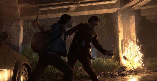 Naughty Dog teasing The Last of Us: Part II