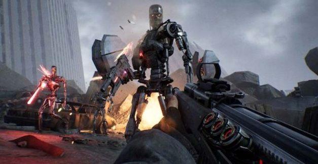 Take on Skynet in Terminator: Resistance