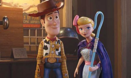 Toy Story 4 on DVD, Blu-ray & 4K on October 9