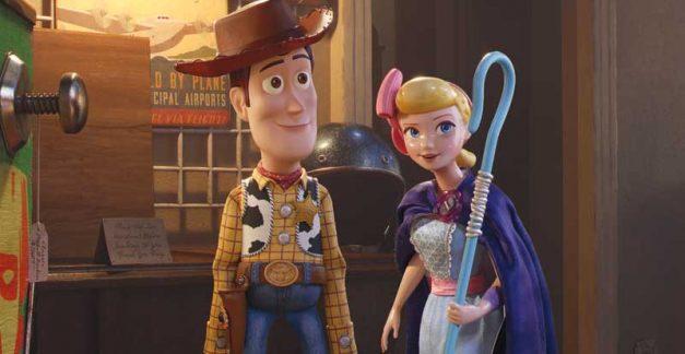 Toy Story 4 on DVD, Blu-ray & 4K on October 9