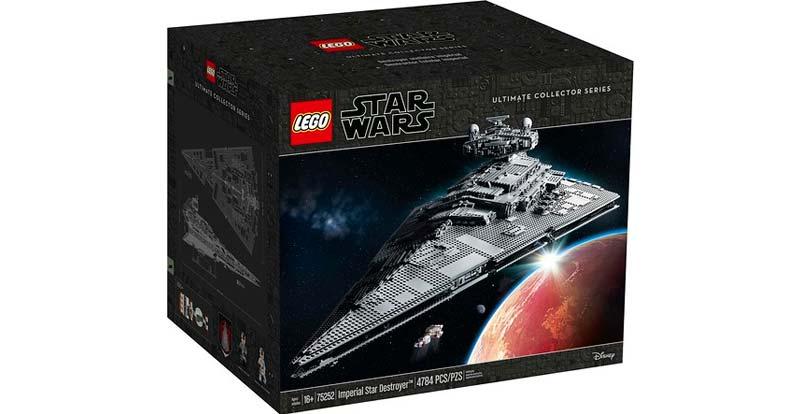 LEGO Imperial Star Destroyer