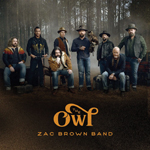 Zac Brown Band The Owl album cover