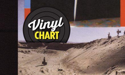 JB's vinyl chart (August 30 – Sep 5, 2019)