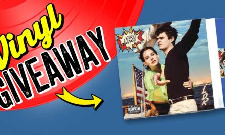 New release vinyl giveaway: Lana Del Rey, Norman F–king Rockwell