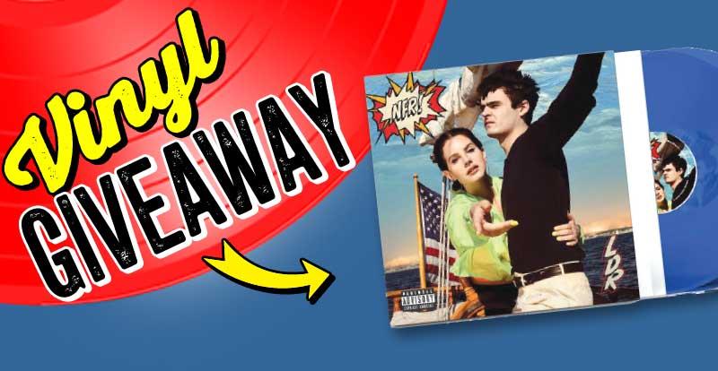 New release vinyl giveaway: Lana Del Rey, Norman F–king Rockwell