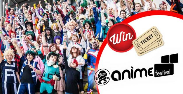 Win tickets to Madman's Anime Festival in Melbourne