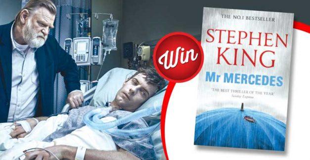 Win Stephen King's Novel, Mr. Mercedes