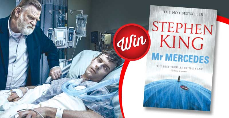 Win Stephen King's Novel, Mr. Mercedes