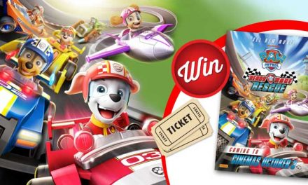 Win movie tickets to see Paw Patrol: Ready Race Rescue