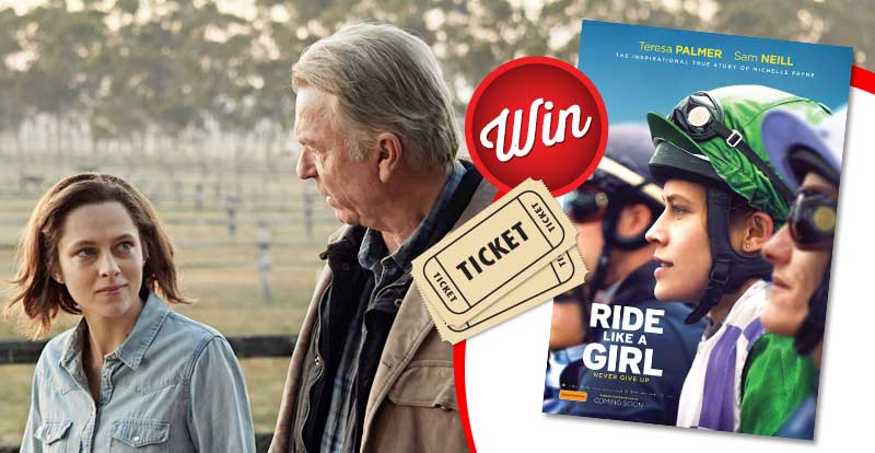 Win tickets to see Ride Like A Girl