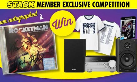 Win a signed Rocketman bundle