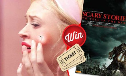 Win tickets to see Scary Stories to Tell in the Dark