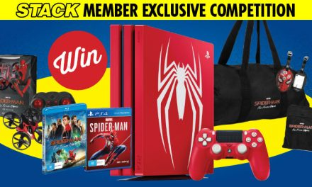 Win the ultimate Spider-Man fan pack