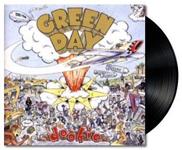 Green Day Dookie vinyl album cover