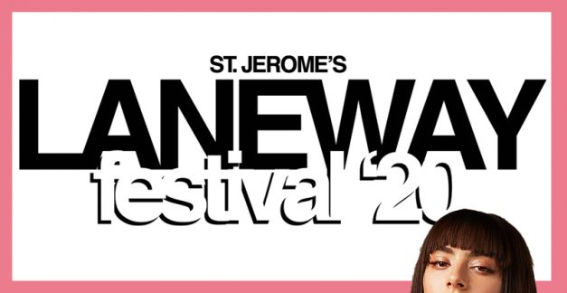 The 2020 Laneway Fest line-up is a beauty